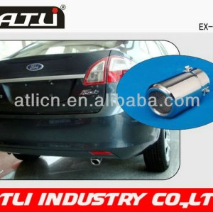 Multifunctional qualified stainless steel auto exhaust fittings
