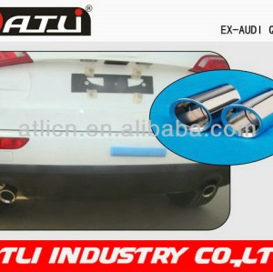 High quality new style 2 mm thickness stainless steel exhaust pipe