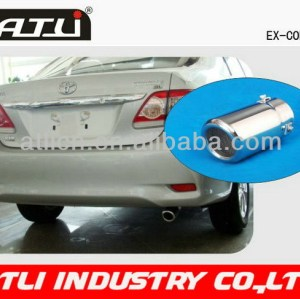 Practical high power exhaust car systems