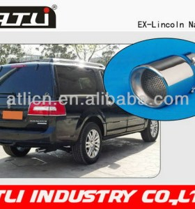 Hot selling powerful car exhaust system