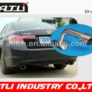Universal high performance motorcycle exhaust pipe