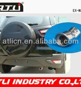 2014 qualified highlander exhaust