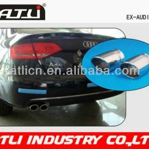Multifunctional new design din standard steel exhaust pipe