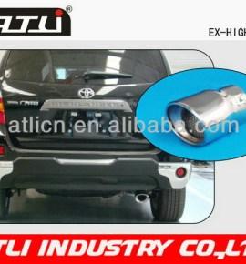 2014 new design 5 inch exhaust