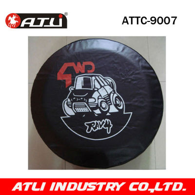 High quality stylish Auto Car Tyre Cover ATTC-9007,wheel cover,tire bag