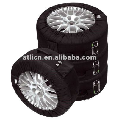 High quality stylish Auto Car Tyre Cover ATTC-9005,wheel cover,tire bag