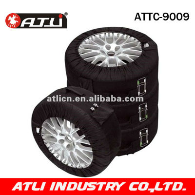 High quality stylish Auto Car Tyre Cover ATTC-9009,wheel cover,tire bag