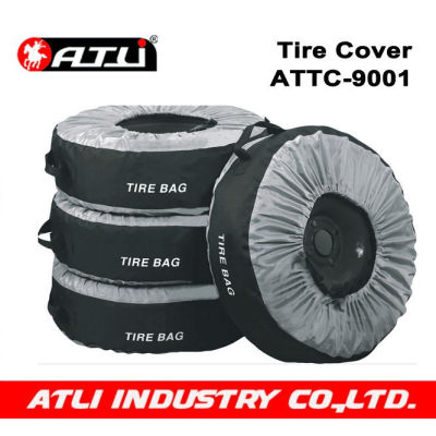 High quality stylish Auto Car Tyre Cover ATTC-9001,wheel cover,tire bag ,auto accessories