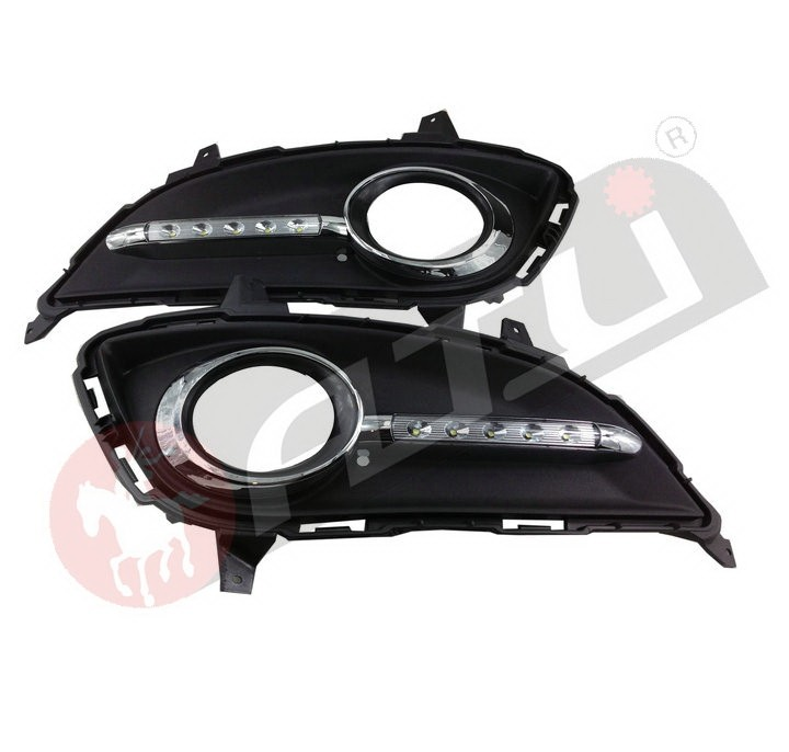 2014 new super power car led drl with e8 rl00