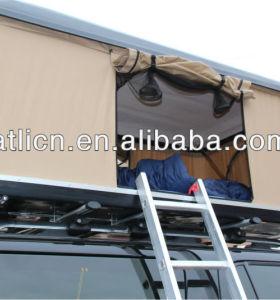 Hot sale fiberglass car roof top tent/camping tent