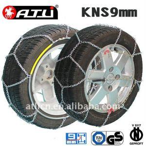 KNS9mm Snow Chains for Passenger car, anti-skid chain,tire chain