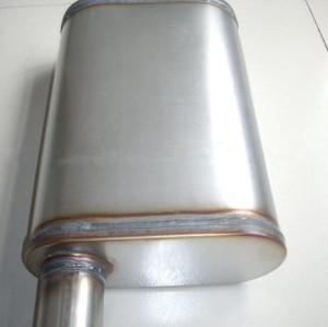 universal Stainless steel muffler