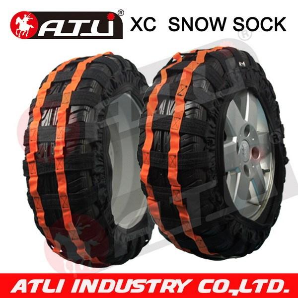 New design, good sale XC auto snow sock,tire cover,wheel cover
