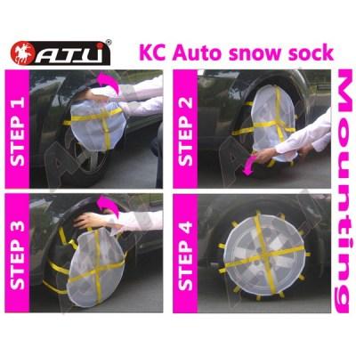Hot sale fashion cotton kids snow sock