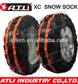 Practical high power acrylic snow sock