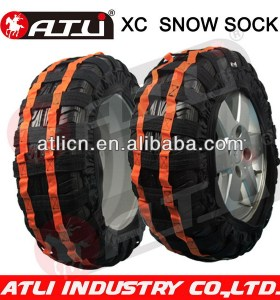 Practical high power acrylic snow sock