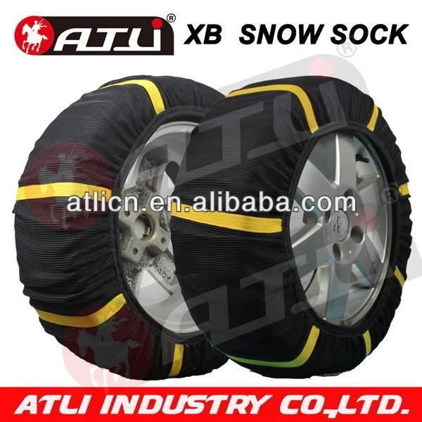 New design, good sale XB Auto Snow Sock,tire cover,wheel cover