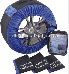 Tire Bag/Trie Cover/spare wheel cover for car REACH CERTIFICATE