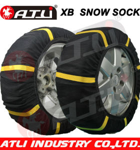 New design fabric snow chain for truck factory price