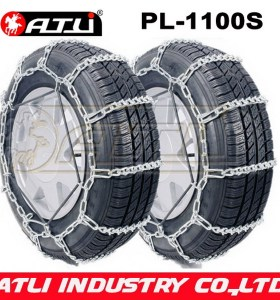 Latest economic hot sale 11 series tyre protection snow chain