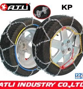 Universal best sale kp type snow chain for passenger,tire chain,anti-skip chain