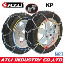 Universal best sale kp type snow chain for passenger,tire chain,anti-skip chain