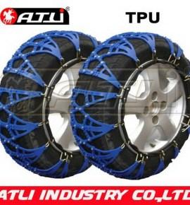 Hot sale economic snow TPU tire chain,snow chain,wheel chain