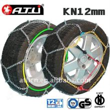 Atli Top sale tyre Snow chains KN12mm