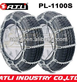 Ladder type PL-1100S Type snow chain for Passenger car , anti-skid chain,tire chain