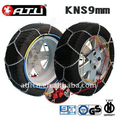kns 9mm tire chains