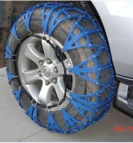 tpu plastic tire chains