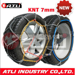 New Diamond design KNT 7mm Snow chains,snow chains