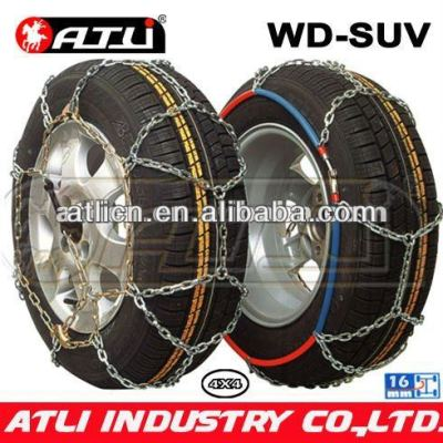 Quick mounting 4X4 /SUV chain---WD-SUV16mm Diamond Type snow chain anti-skid