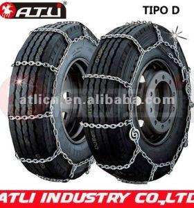 TIPO Twist Link Single V-bar snow chains,anti skid chains, tire chains