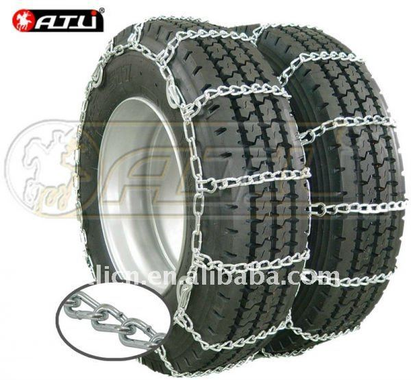 42'S Twist Link Dual High way snow chains,tire chains,anti skid chains