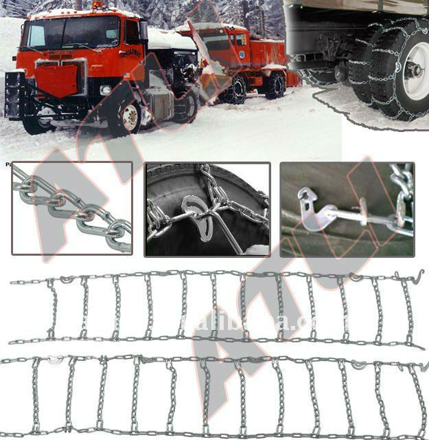 Adjustable super power tn tnp type snow chain