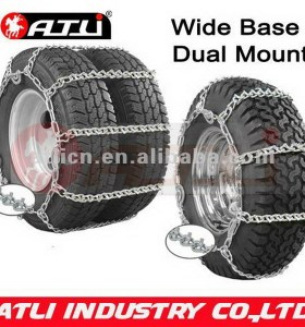Safety useful wide base car snow chains