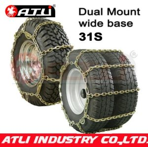 31'S Cable chains,tire chain,snow chain