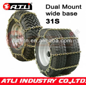 Atli Square Straight Link Alloy Truck Chains: T31S