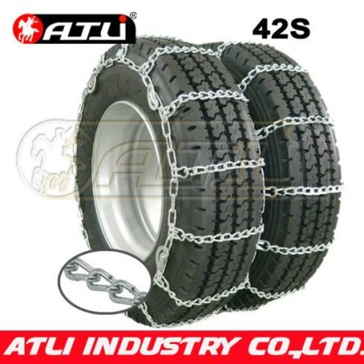 42'S Cable chain Twist Link Dual Highway,tire chains,anti skid chains