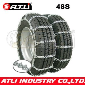 48'S Cable chains Twist Link Triple V-Bar, tire chains,anti skid chains