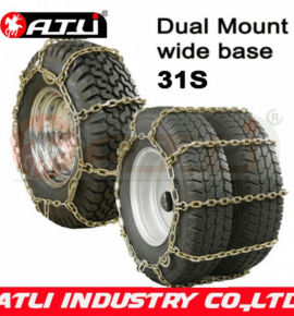 32S truck chain anti-skid snow chain tyre chain carbon steel