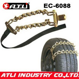 Adjustable high power emergency welded chain for unexpected