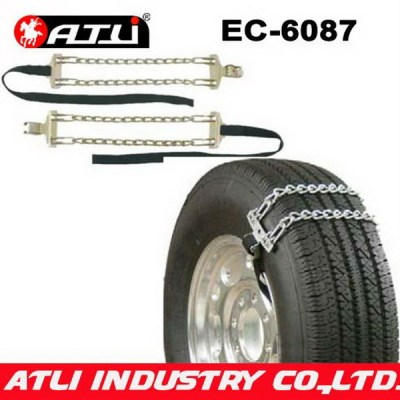 2013 new economic double ring tractor snow chain