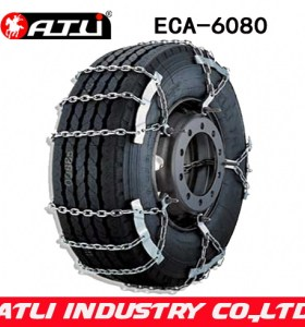 Hot sale newest low price snow chain/emergency tire chain for car