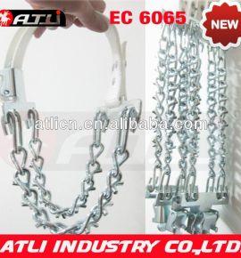 emergency chain swelded chain now chain tire chain anti-skid high performance