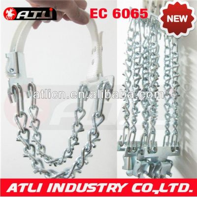 emergency chain swelded chain now chain tire chain anti-skid high performance