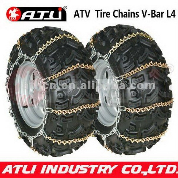new top seller tuv gs certificate snow chain ATV chain anti-skid