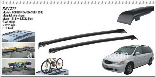 Newest custom car roof bike rack