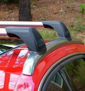 Newest hotsell car top roof hard rack for kayak